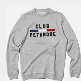 Club Petanque Sweater
