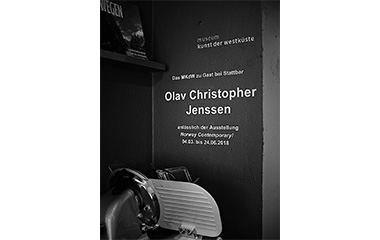 OLAV CHRISTOPHER JENSSEN